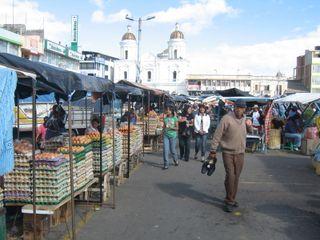 Latacunga Market