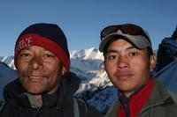 Kaji_and_laddu_guide_and_porter