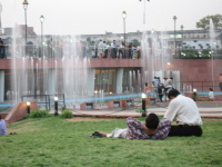 Relaxing_at_connaught_place