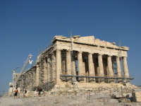Parthenon_is_under_construction
