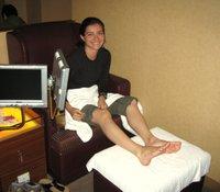 Penny_foot_massage