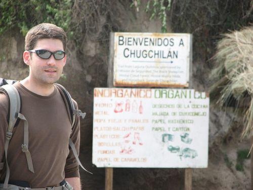 We arrive in Chugchilan